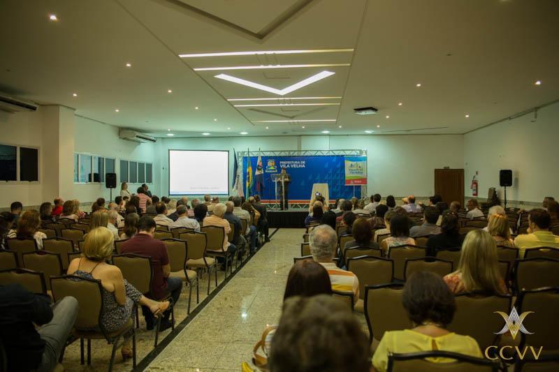 Apresentação do Novo PDM de Vila Velha/ES