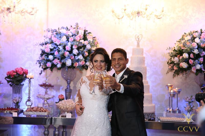 Casamento de Danúbia e Heromar