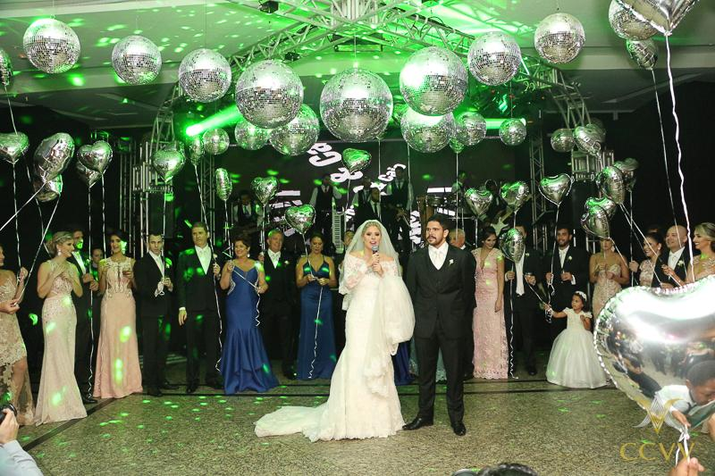 Casamento de Fernanda e Caio