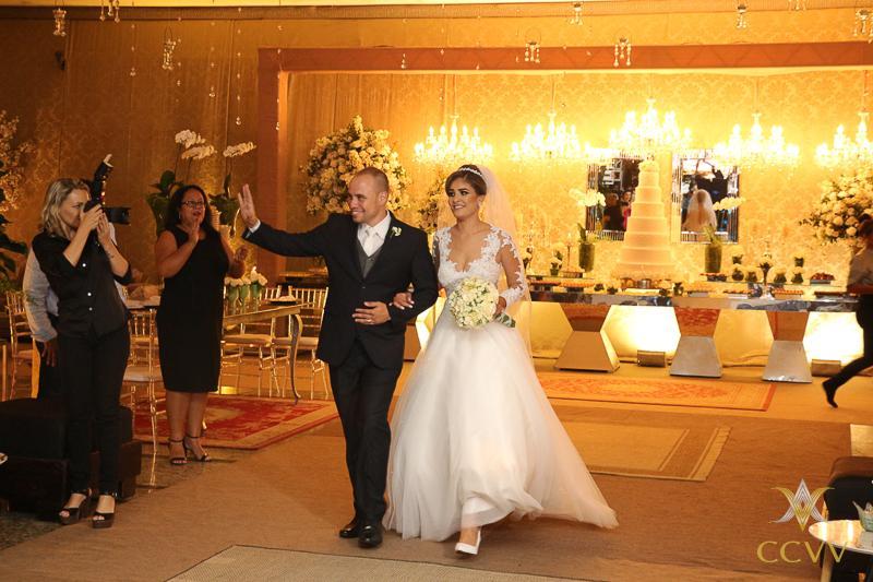 Casamento de Aline e Pedro